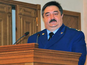 Николай Саврун - прокурор Белгородской области