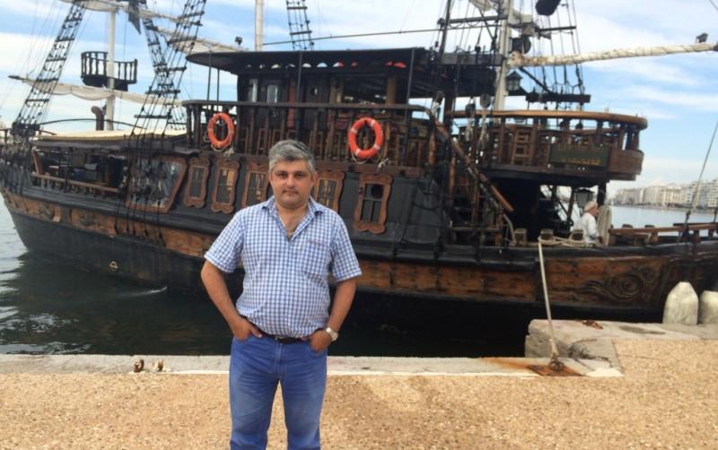 Пираты Термического залива. Арабелла