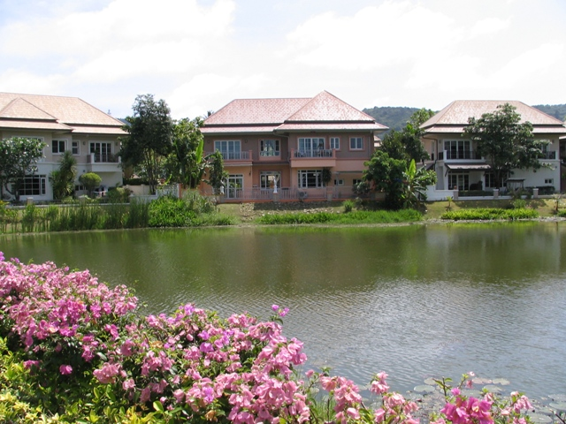 Дома тайцев. Где живут на Пхукете тайцы и фаранги