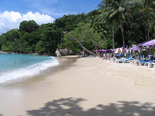 Пляж Парадайз (Paradaise Beach)