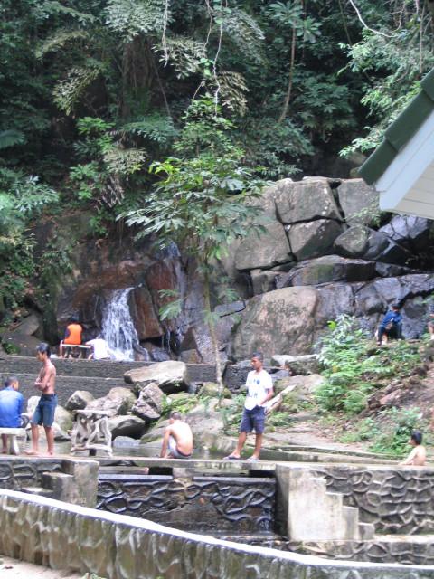 Водопады на Пхукете Кату