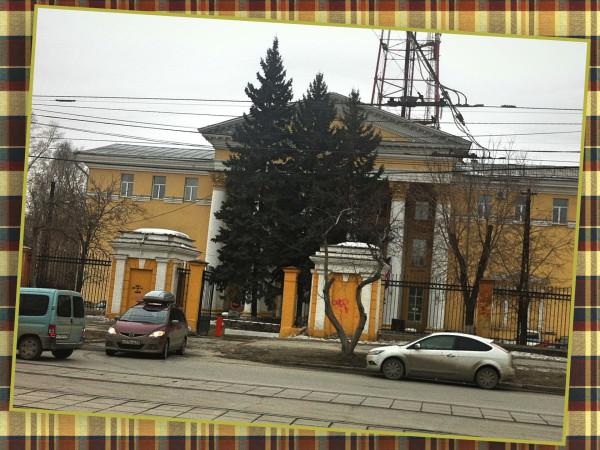 20 - здание тв