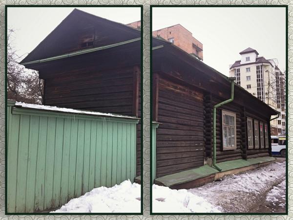 25 - дом-музей Бажова