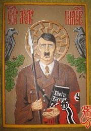 Гитлер. Псевдоикона
