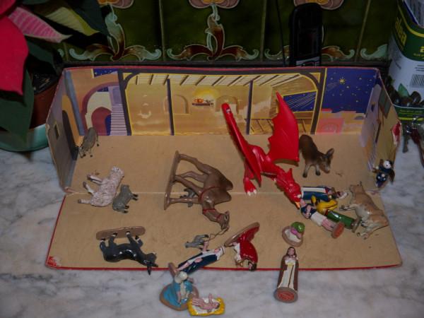 Non-traditional nativity