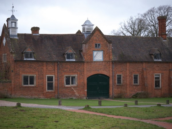 Packwood stables