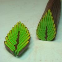 Кейны: листья и перья