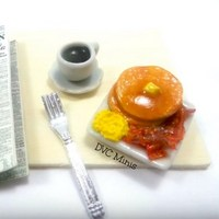 Завтрак по-американски