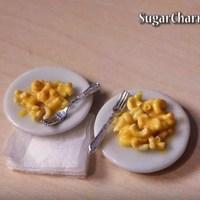 Макароны с сыром