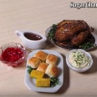 Обед в День Благодарения