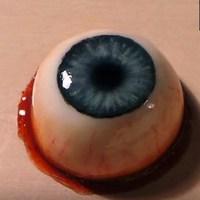 Пирожное-глаз