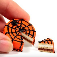 Торт-паук