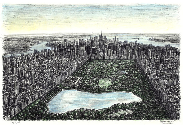 Централ Парк, Нью-Йорк