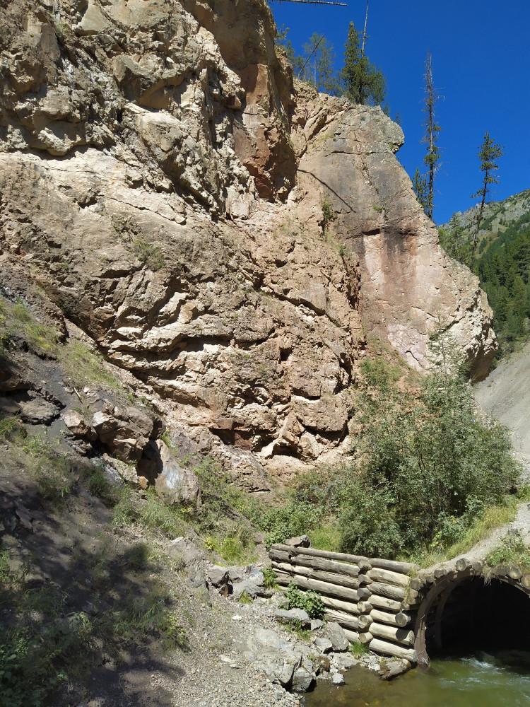 Река Че**тка течет между крутых скал IMG_20210825_135156
