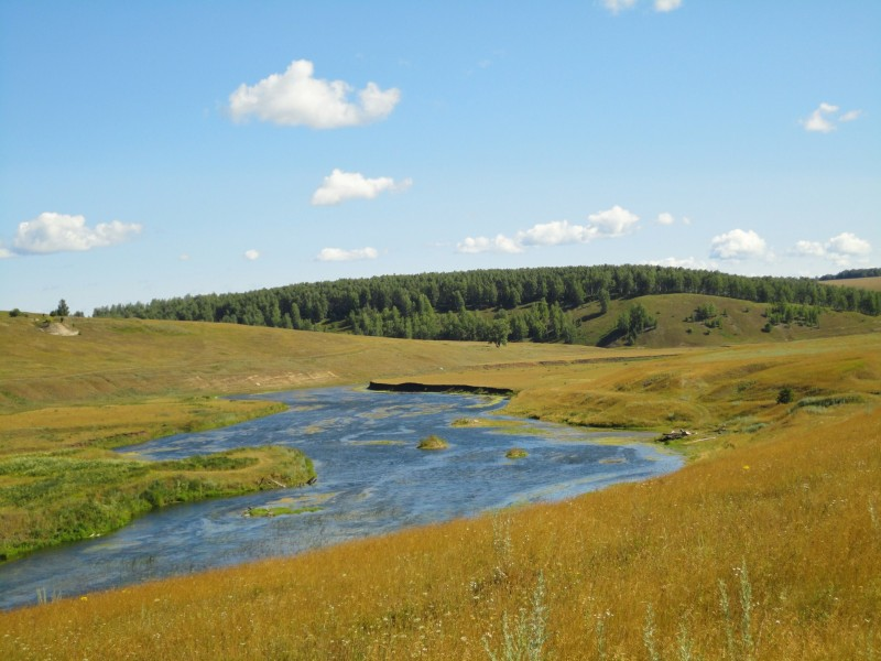 Река Тюй