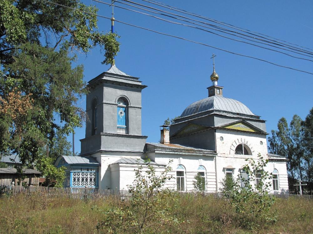 открытки церкви октябрьского района пермского края фасады