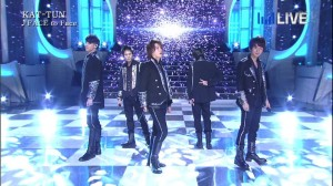 2013.07.06 THE MUSIC DAY 音楽のちから - KAT-TUN「Real Face+FACE to Face」[18-41-01]