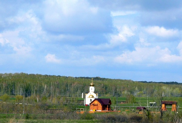 Шарап-Заволокинская деревня