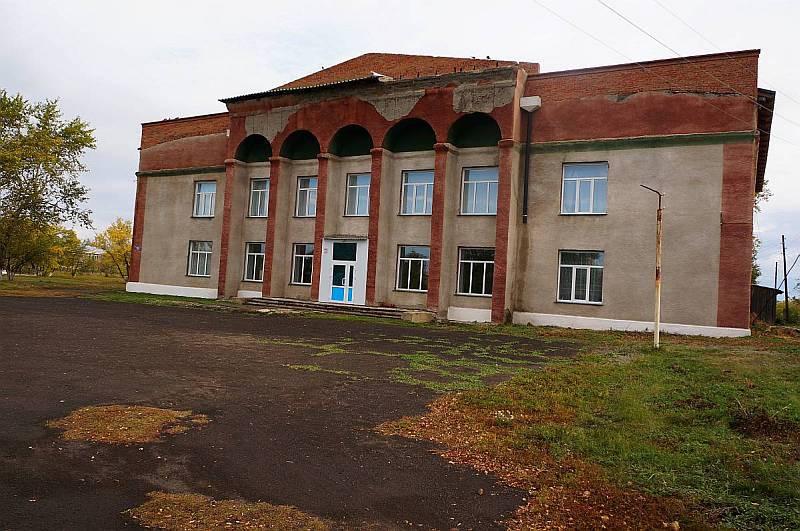 Дом культуры в Журавке