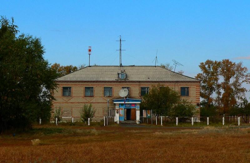 Администрация Барабо-Юдино
