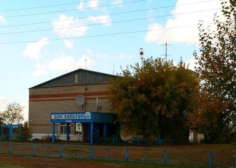 ДК в Шипицино