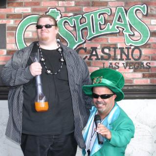 Me... Vegas... Drinking... Pre-Jimmy Buffett