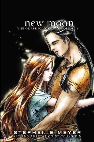 New Moon Graphic Novel cover 1