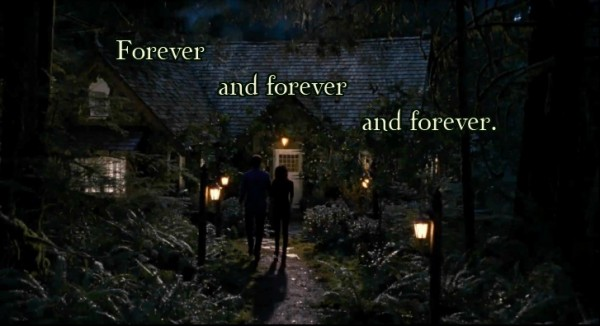 Forever and forever and forever