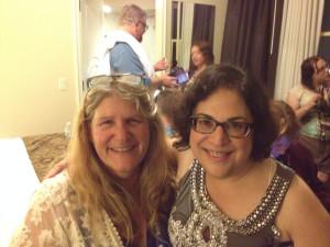 Brenda and Janna