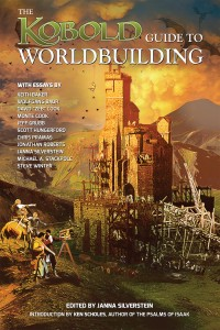 Kobold Guide To Worldbuilding Cover