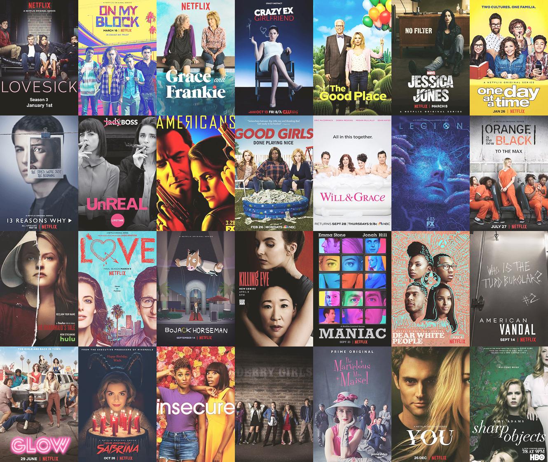 tv in 2018
