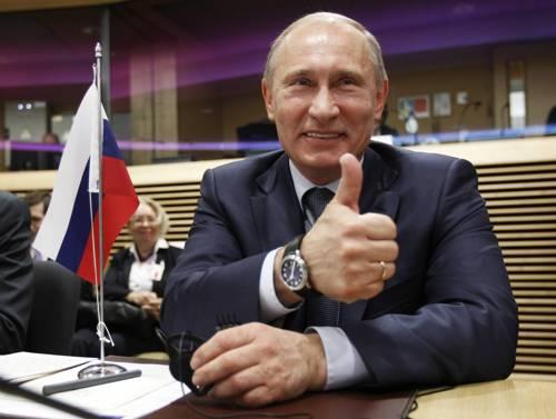 RussiasPrimeMinisterVladimirPutin