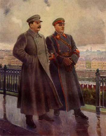 ворош сталин
