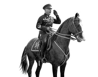 ворош  конь