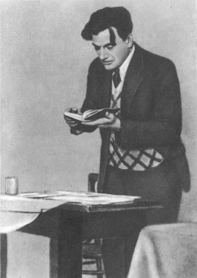 В. В. Маяковский, 1930