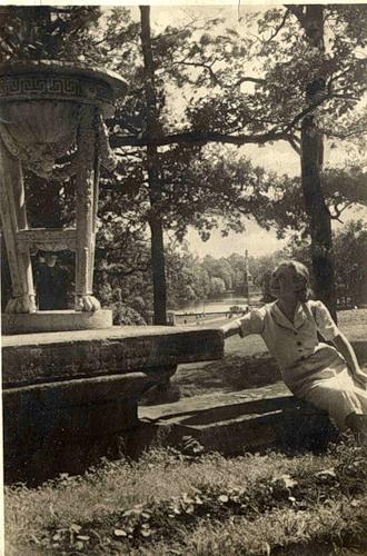 екатерининский парк 1938