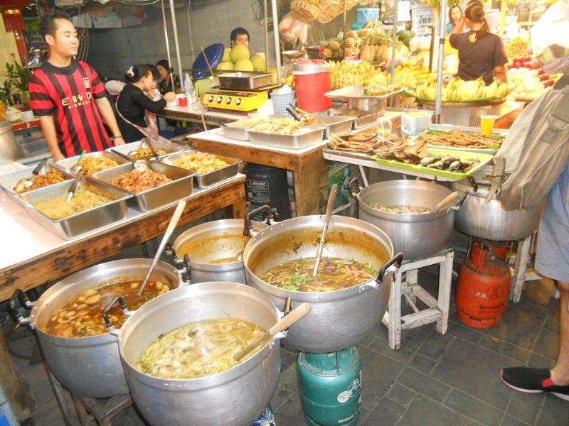 кухня тайланда