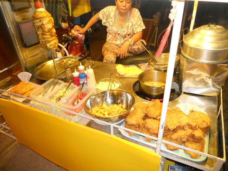 тайланд макашница