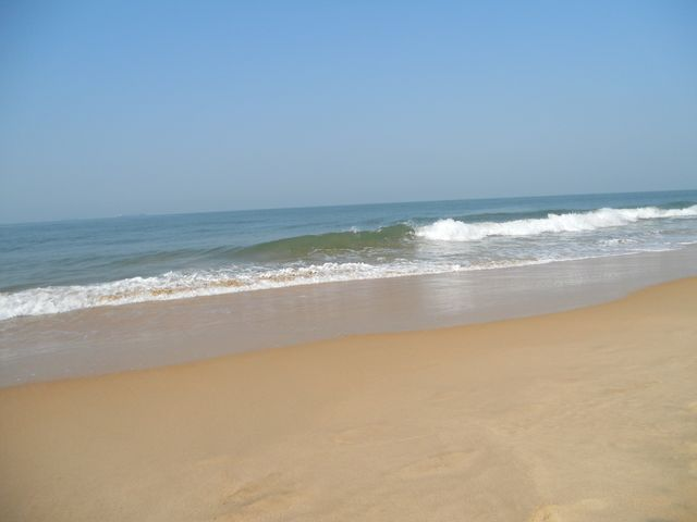 Пляжи ГОА
