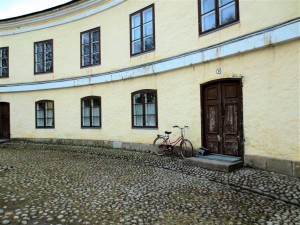 Suomenlinna Island's Great Courtyard