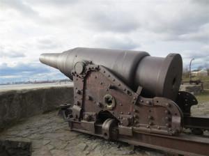 Suomenlinna Island, Bastion Fortress