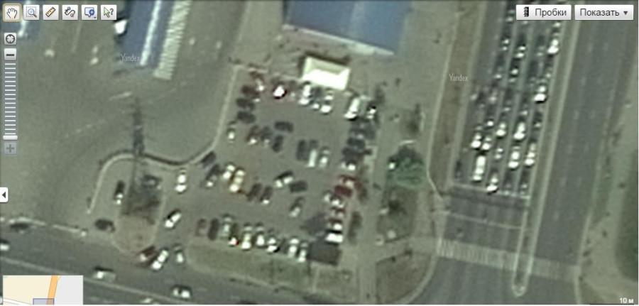 парковка автовокзал1