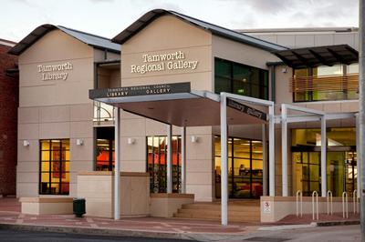 Tamworth-Art-Gallery-Library-Photo