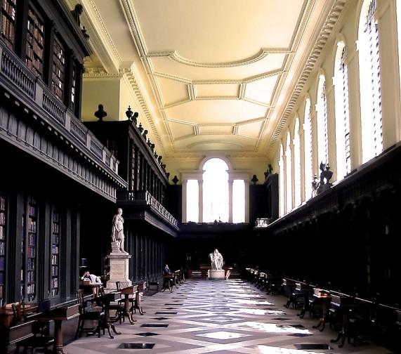 Codrington_Library