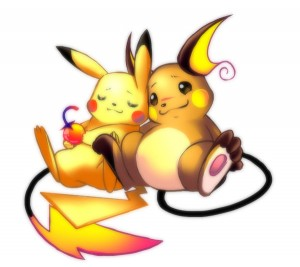 raichu_and_pikachu_by_minichi_01-d4rhz42
