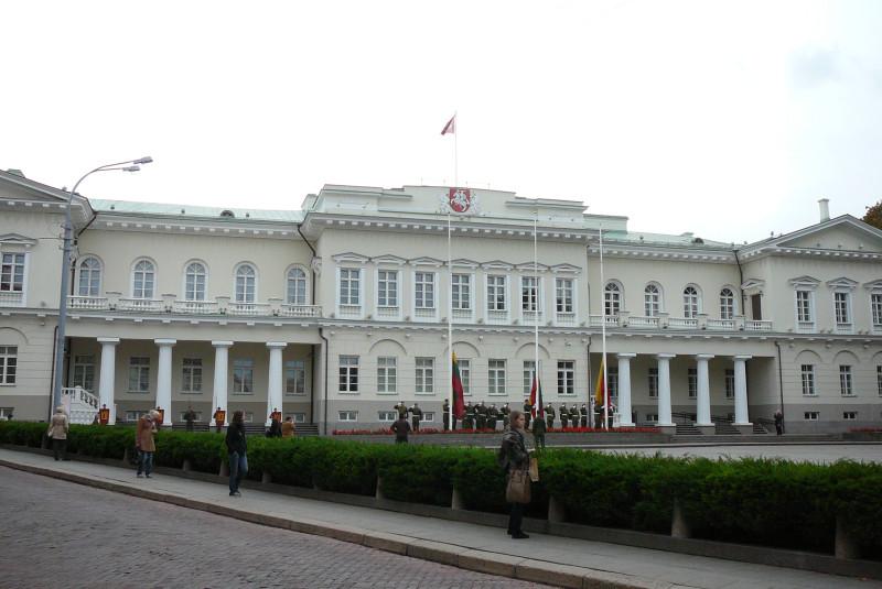 Вильнюс - город церквей -