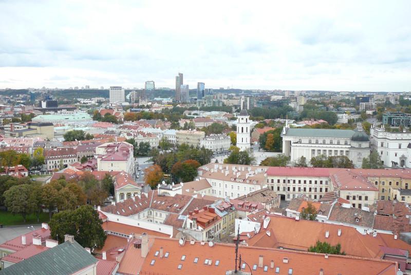 Вильнюс - город церквей
