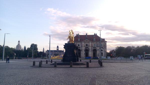 Отпуск 2019. Осенняя Германия. Часть 4. Дрезден. -  — LiveJournal