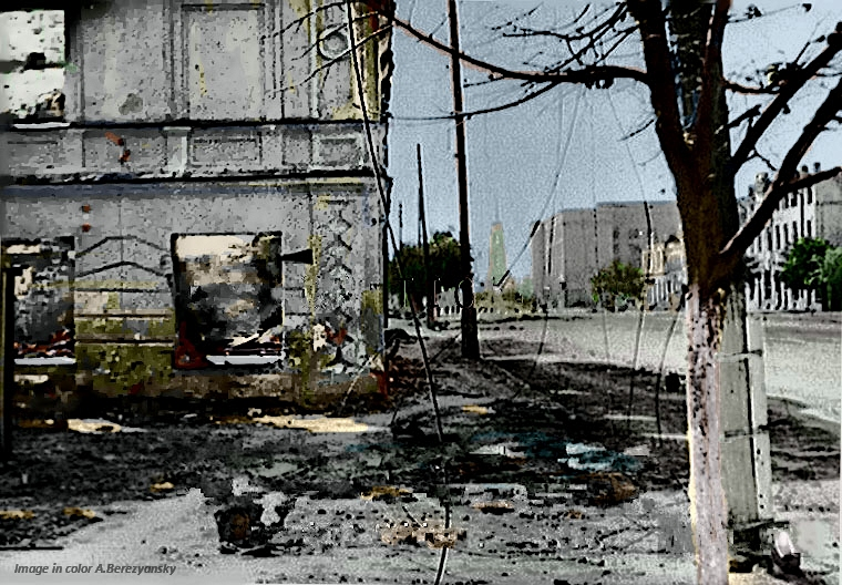 Цве�ная война Во�онежа Ча���5 С�а��е ка��� Во�онежа и