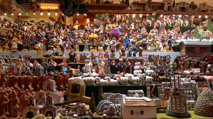 Strasbourg Weihnachtsmarkt 016